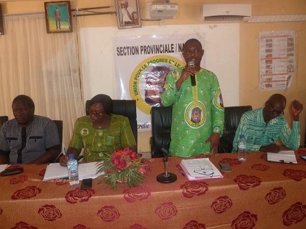 Politique-Nationale-l-UPC-installe-sa-section-provinciale