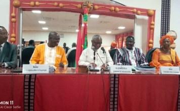 Commune -de –Ouagadougou-les –conseillers- accomplissent- leur- devoir –de- redevabilité