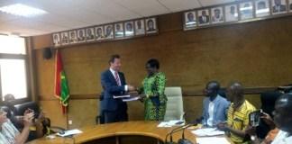 Projet –de- construction- de –CMA-cinq –régions- du- Burkina- sont- concernées