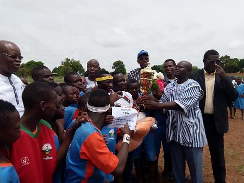 Activités- sportives – du- Sud-Ouest – la- victoire- revient- à –la- Bourgouriba