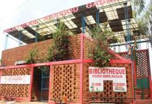 la-bibliothèque-Kiougou-Gabriel-Nacoulma-souffle-ses-12-bougies