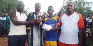 Coupe- des –éleveurs-Junior –FC- s'adjuge -le –trophée- de- la- 2ème- édition