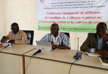 Banfora-une- conférence- sur- l'extrémisme- violent