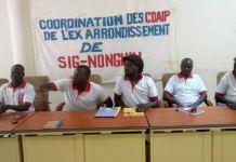 Société-le CDAIP de Sig-Noghin dénonce des irrégularités dans la gestion-de -son -arrondissement