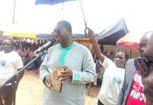 Burkina-Faso-Le maire-de-la-commune-Banfora-accueilli-à-son-retour-de-Kigali