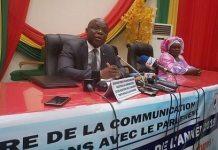 Transparence –dans- la- gestion –publique- le –ministère- de -la communication- tient –son- CASEM - 2019