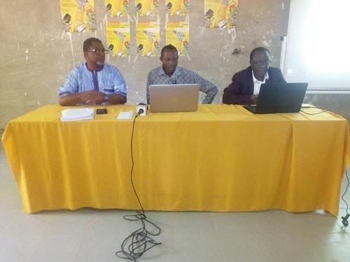 Traitement- sécuritaire- de- l'information- le –centre- national –de- presse –Norbert- zongo –partage- le-fruit- de- son -étude
