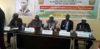 Education : un hommage à l'école -Alwata -Diawara- de- Tougan