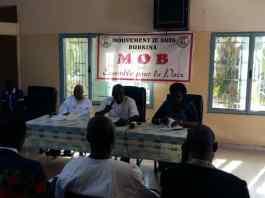 Situation nationale : le mouvement « je suis Burkina » -initie -un -pre -dialogue- social