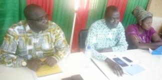 BOGANDE- le -projet -ohangu –lance- officiellement – ses- activités