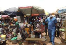 Burkina-COVID-19-Pô-maire-sensibilisation