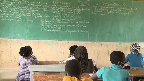 Reprise -des –cours-à –Gaoua- l'heure –est- à –la- révision