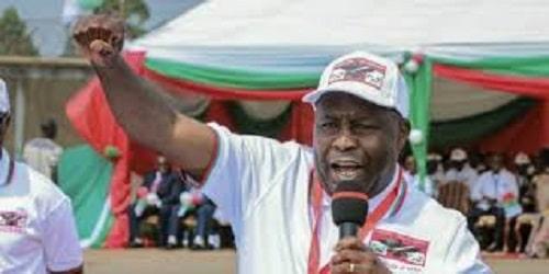 Burundi- Évariste -Ndayishimiye-serment