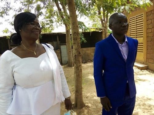 Sud- Ouest -Raphael -ZOUNGRANA –est- le -nouveau -Haut-commissaire- de- la -Bougriba