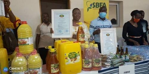 Commerce- céleste- huilerie- se- réjouit- du –système- de -certification -mis -en –œuvre- au- Faso