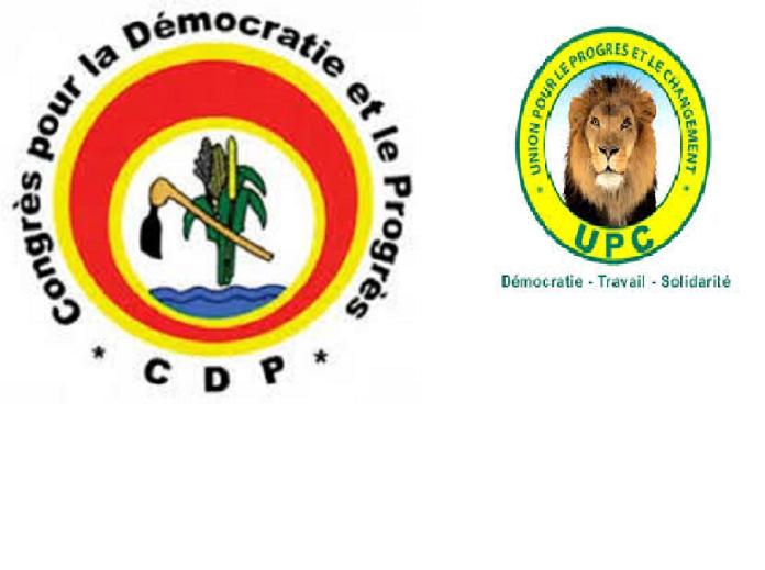 Politique - bientôt -un -accord -entre -le –CDP- et- l-UPC