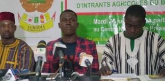 Agriculture-AGRODIA -dénonce -un –détournement- d'engrais -subventionné –par- l-Etat
