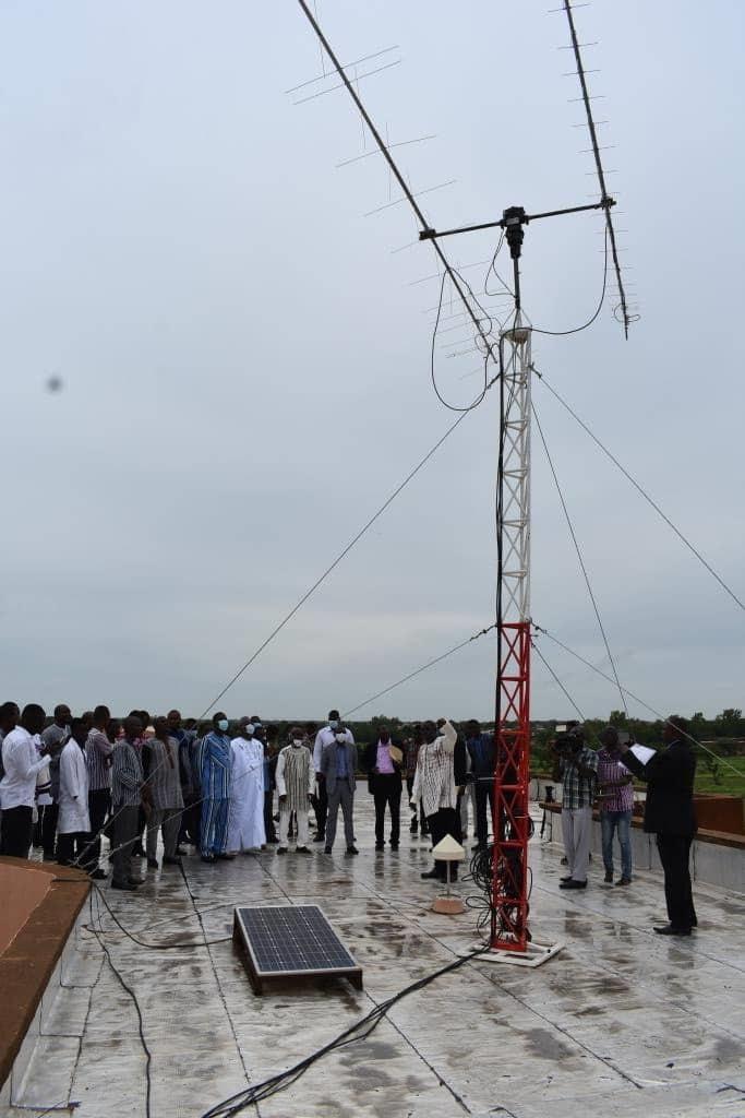 Technologie- la –station- au- sol- de- Burkina-Sat1 -est -désormais -fonctionnelle