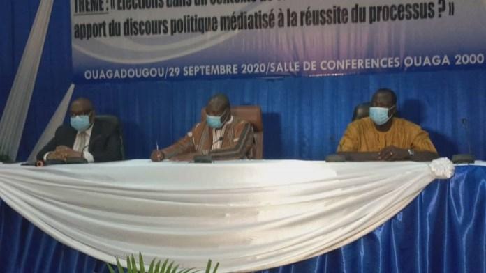 Présidentielle 2020- un- pacte- de- bonne -conduite –relu- et -signé -pour -des -élections -pacifiques –au- Burkina -Faso