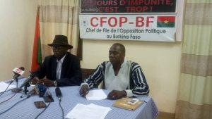 Politique - Saran –SEREME- doit- être –entendue- par- la –justice- CFOP