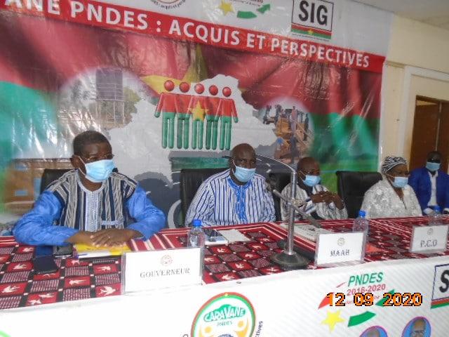 Burkina-bilan-PNDES-Ouahigouya