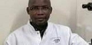 Dépigmentation-elle- peut- avoir- des- répercussions –sur- la- vue –selon- Dr -Lucien -Tondé