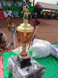 La finale de la coupe du maire de Houndé qui a opposé l'équipe du secteur 3 de Houndé à celle du secteur 2 s'est jouée à Houndé le samedi 12 septembre 2020 au stade Kiéni. La rencontre riche en spectacle s'est soldée par le score final de 2-0 en faveur du secteur 2 de Houndé.