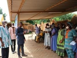 Chambre des métiers de l'artisanat: Harouna Kaboré à l'écoute des artisans