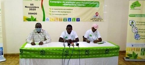 Environnement-la -CONAJEC -lance -la -campagne -« EMPREINTE -VERTE »