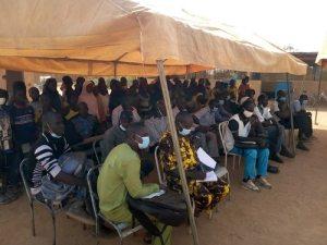Education -dans -le –Loroum- l'ONG- BURKINA- FASO- REGIONAL- PROGRAMM- apporte- un –soutien- à- hauteur- de- 53.000.000FCFA