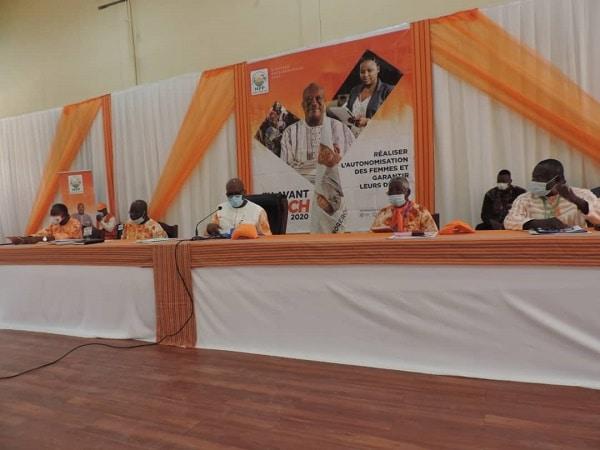 Le Président Roch Marc Christian Kaboré a été félicité par ses hôtes