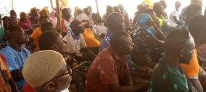 Élection -2020- les- jeunes –du- MPP -de -l'arrondissement- 11 –lancent- l'- opération -Tilaye
