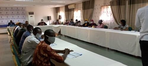 Connaissances- du –processus- et -l'importance- de -vote -25 –jeunes- outillés –par- le- CIFDHA