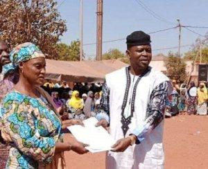 Micro- finance- communautaire -des -femmes –de- Houndé –se- partagent –plus- de- 101- millions –de- francs- CFA