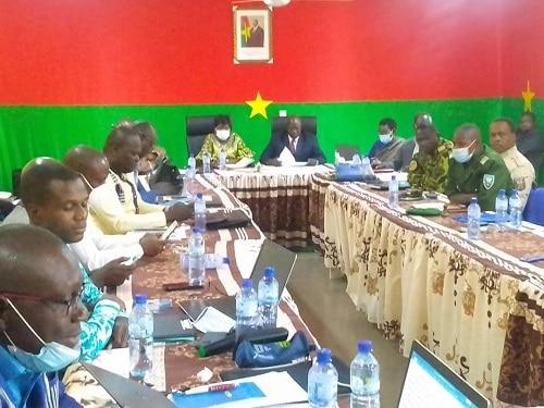 Coopération- transfrontalière – le- comité –mixte- de -gestion -concertée –de- la- zone -de -Kourou/ Koala- a- tenu- sa -7ème -session -ordinaire
