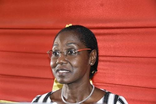 Ministère –de- la- Justice -garde -des –sceaux- Victoria -Ouédraogo/Kibora –remplace- Réné- Bagoro