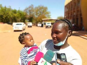 Fada n'gourma- la- campagne –régionale- sur- l-allaitement- maternel- lancée