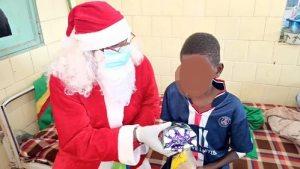 CHR –de- Koudougou- « Legro »- arrache- le –sourire- aux- locataires- de- la- pédiatrie