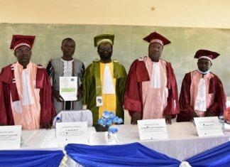 Augustin- Yaméogo-le -premier –docteur- de- géographie- made- in -université –Norbert- Zongo