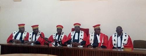Tribunal- de- Grande- Instance- de- Banfora- Vingt- (20) –dossiers- sur -la -table de- la –cour- d'appel