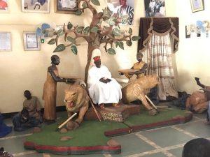 Gestion –des- questions- foncières- Bénéwendé -Sankara -demande –des- conseils- au- mogho- naaba