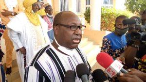 Réconciliation –nationale- il n'y- a- pas- de- deal-il –n-y –qu-une- volonté –de- réconcilier- les- Burkinabè-Zéphirin- Diabré
