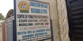 Association -Sini- labé- « un –creuset- pour –préparer- l-avenir- des –enfants- démunis- », Zacharia –Jean- Yves -Traoré