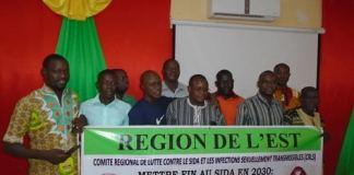 Prévalence -du –VIH-la –région- de- l-Est- classée- 6ème –au- Burkina -Faso