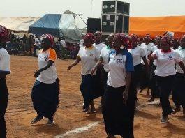 8 –mars- en- différé- à –Saaba- les- femmes –du- Centre –festoient- sous- le- signe –de- la- cohésion- sociale