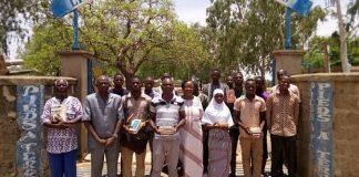 Lycée –départemental- de –Ziou- des- livres- pour -rehausser - le -niveau –des- élèves