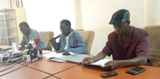 Vie -chère –au- Burkina- Faso- la –coordination- des CCVC-de –Ouagadougou- hausse- le- ton