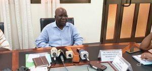 Affaire -des –manœuvres- occasionnels- l'-ancien –maire- Simon- Compaoré –donne- sa- version- au -HCDS