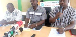 Paix- sociale-- à Arbolé -Sylvain –Nabaloum- veut –y- parvenir- à –travers- le- festival- les- rencontres- culturelles