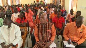 Sud-Ouest- les –militants- du –MPP- échangent –sur- la -vie –de- leur- du -parti